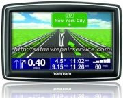 TomTom XXL IQ Routes postal repair service